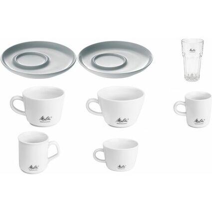 """Melitta Kaffee-Tasse """"M-Cups"""", weiß, 0,2 l"""
