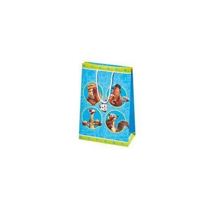 """SUSY CARD Geschenktüte """"Ice Age"""", mittel"""