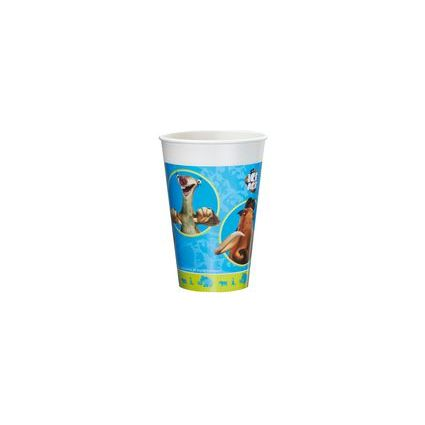 "SUSY CARD Kunststoff-Trinkbecher ""Ice Age"", 0,2 l"