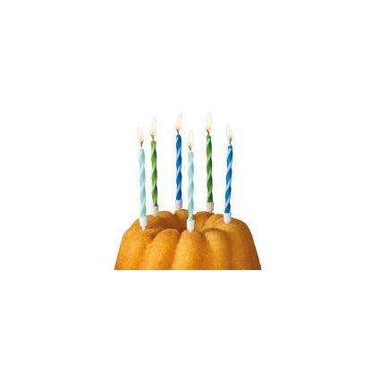 """SUSY CARD Geburtstagskerzen """"Ice Age"""", aus Wachs"""