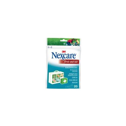 3M Nexcare Erste Hilfe Set, Polybeutel, sortiert