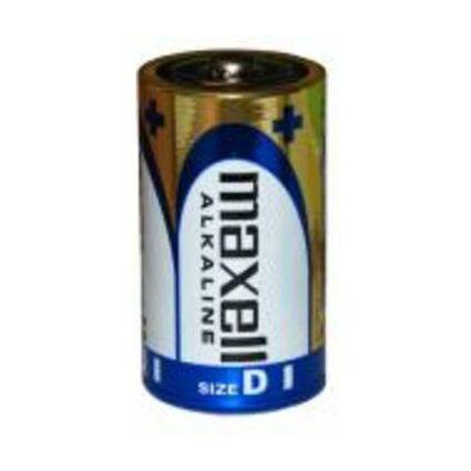 maxell Alkaline Batterie, Mono D, 2 Pack Shrink