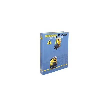 "UNDERCOVER Ringbuch ""Minions"", Modell 2016, DIN A4"