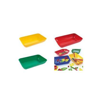 EBERHARD FABER Bastelschale, aus Kunststoff, gelb