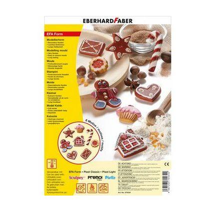 """EBERHARD FABER Motiv-Form """"EFA Form Weihnachtsgebäck"""""""