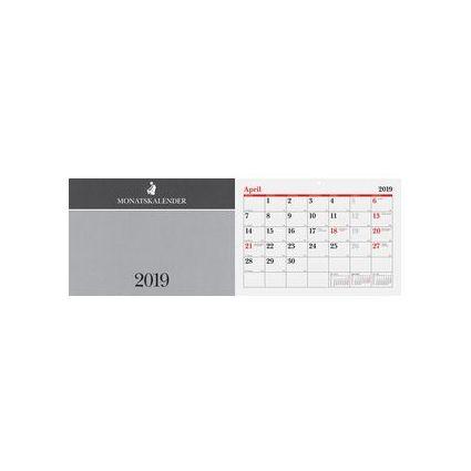 """Glocken Wandkalender """"Monatskalender"""", DIN A4 quer, 2017"""