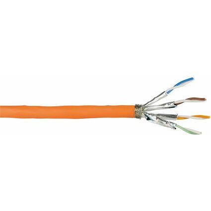 LogiLink Installationskabel, Kat.7A, S/FTP, 1.000 m Trommel