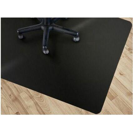rillstab Bodenschutzmatte, (B)1.200 x (T)900 mm, schwarz