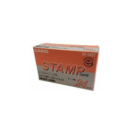 CASIO XR Stempelbandkassette, 24 mm / 3 m