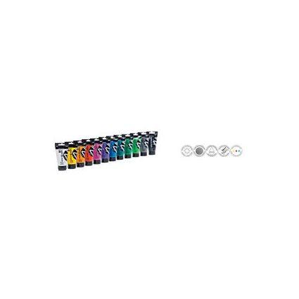 "Marabu Acrylfarbe ""Artist Acryl"", 75 ml, eisenoxidschwarz"