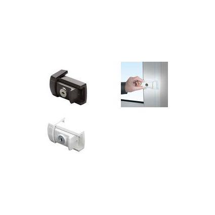 BURG-WÄCHTER Tür- und Fensterriegel Winsafe WZ 60, graubraun
