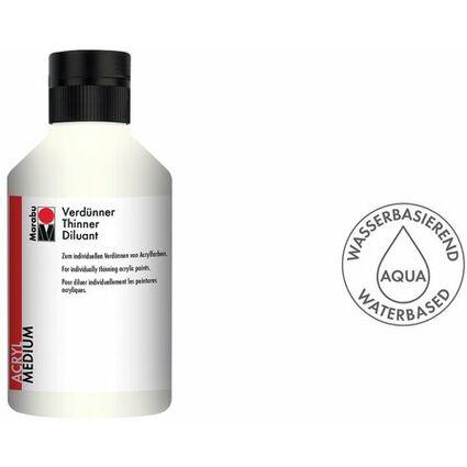 Marabu Acryl-Verdünner 859, 250 ml