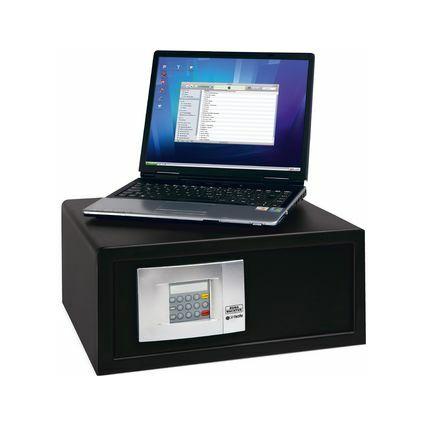 BURG-WÄCHTER Laptop-Tresor PointSafe P 3 E LAP, schwarz