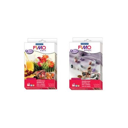 "FIMO SOFT Modelliermasse-Set Colour Kit ""Glam Colours"""