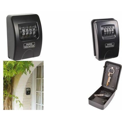 BURG-WÄCHTER Schlüsselbox KeySafe 20, schwarz