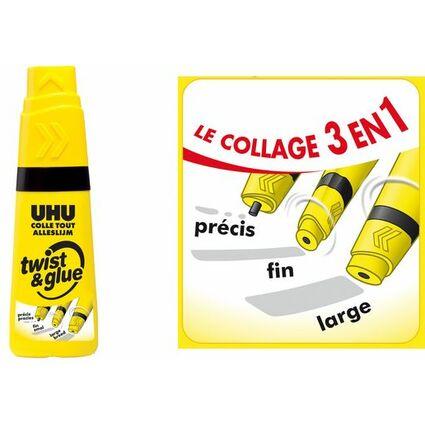 UHU Vielzweckkleber twist & glue, 35 ml