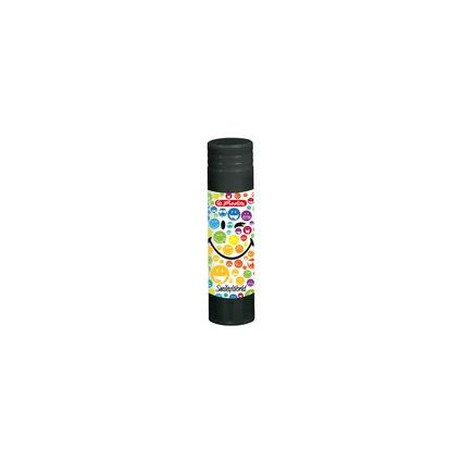 "herlitz Klebestift SmileyWorld ""Rainbow"", 21 g"