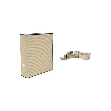 """goldbuch Motivordner """"off-line Trend"""", A4, Rückbreite: 80 mm"""