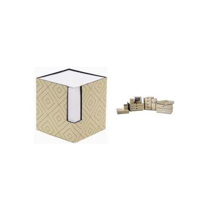 "goldbuch Zettelbox ""off-line Trend"", Hartkarton"