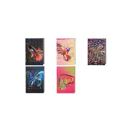 """goldbuch Notizbuch """"Flower Butterfly"""", DIN A5, 100 Blatt"""