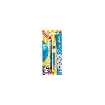 Paper:Mate Tintenroller Replay Premium, blau, im Blister