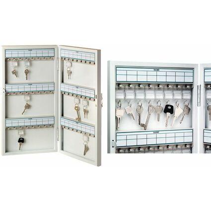 BURG-WÄCHTER Schlüsselschrank 6750 für 120 Schlüssel