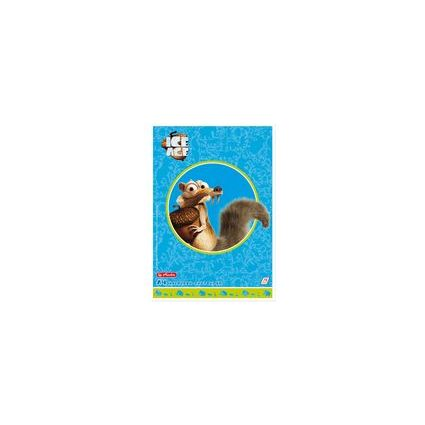herlitz Malblock Ice Age Scrat, DIN A4, 75 Blatt