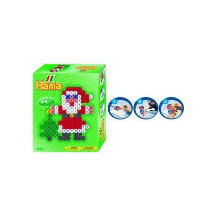 """Hama Bügelperlen midi """"Weihnachten"""", Mini-Geschenkpackung"""
