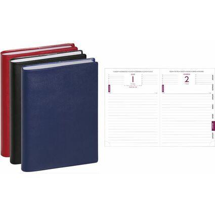 """EXACOMPTA Tischkalender """"Journal 17"""" 2017 Barbara, sortiert"""