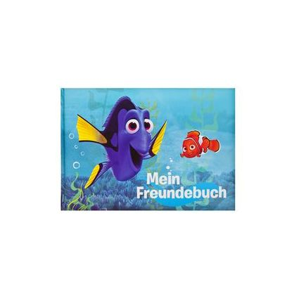 """UNDERCOVER Freundebuch """"Finding Dory"""", DIN A5"""