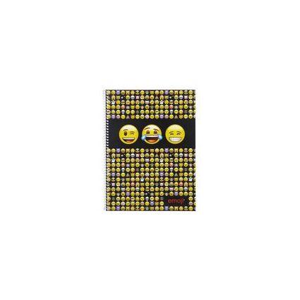 "UNDERCOVER Collegeblock ""Emoji"", DIN A4, Modell 2016"
