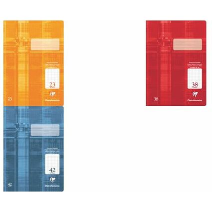 Clairefontaine Schulheft Premium, DIN A4, Lineatur 21