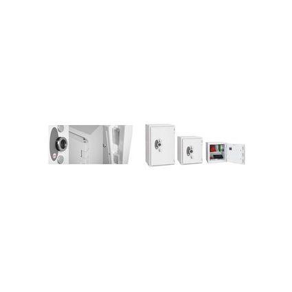 phoenix Einbruchschutz-Tresor PLANET HS6052K, signalweiß