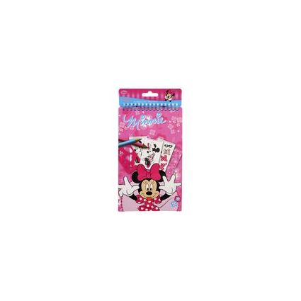 """UNDERCOVER Schablonen-Set """"Minnie Mouse"""", 34-teilig, klein"""