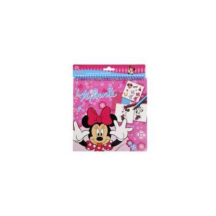 "UNDERCOVER Schablonen-Set ""Minnie Mouse"", 32-teilig, groß"