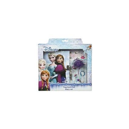 "UNDERCOVER Tagebuch-Set ""Frozen"", Modell 2016"