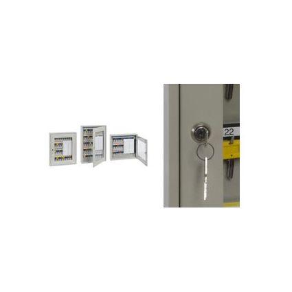 phoenix Schlüssel-Tresor KEYSURE CLEAR VIEW, 40 Schlüssel