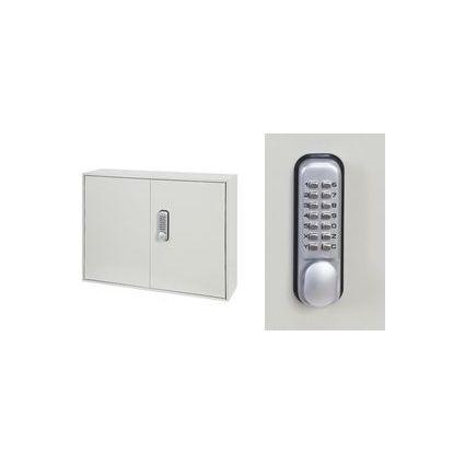 phoenix Schlüssel-Tresor KEYSURE AUTOMOTIVE, 50 Schlüssel
