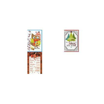 HORN Weihnachtskarte - Eule -