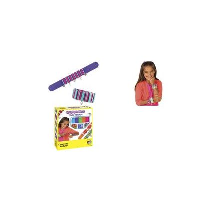 Creativity for Kids Kreativ-Set RUBBERBAND SNAP WRAPS
