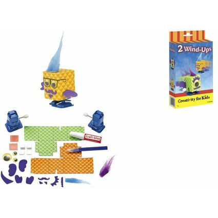 Creativity for Kids Kreativ-Set 2 Wind-Ups Mini-Kit