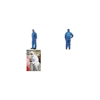 3M Schutzanzug 4532+, Typ: 5/6, Größe: M, blau