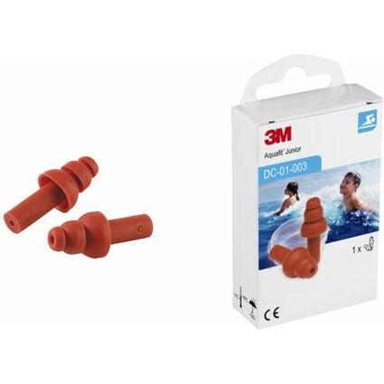3M Schwimm-Gehörschutzstöpsel E-A-R AquaFit Junior, Kinder