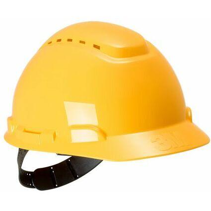 3M Industrie-Schutzhelm H700, Größe: 54-62 cm, gelb