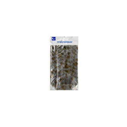 "HORN Zellglasbeutel ""Sterne"", Maße: (B)115 x (H)165 mm"