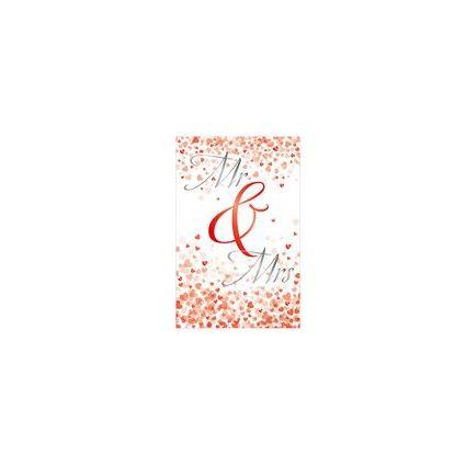 """SUSY CARD Hochzeitskarte """"Herzchen"""""""
