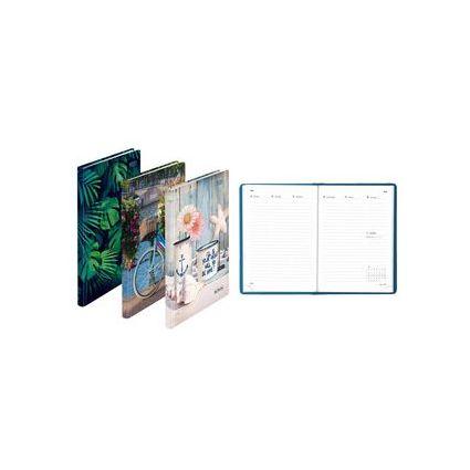 herlitz Buchkalender Minitimer Artline 2017, A6
