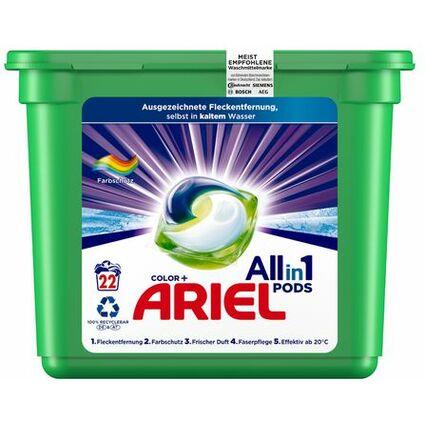 ARIEL 3in1 PODS Waschmittel COLOUR & STYLE, 13 WL