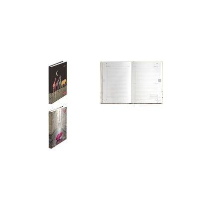 herlitz Buchkalender Minitimer Rainbow Paris 2017, A6