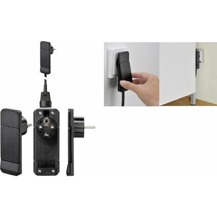 bachmann flachstecker smart plug mit schutzkontakt. Black Bedroom Furniture Sets. Home Design Ideas